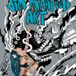 Shay Maria for Jim Mahfood's Visual Funk book