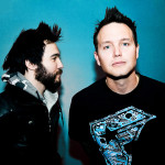 Pete Wentz and Mark Hoppus
