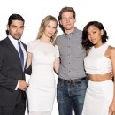 Wilmer Valderrama, Laura Regan, Stark Sands, Meagan Good